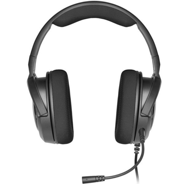 Headset Gamer Corsair HS35 P2 Stereo 2.0 Para PC, Mac, Xbox One, PS4 - Loja Natan Abreu - Foto 2