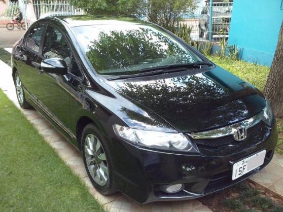 HONDA CIVIC SEDAN LXL SE 1.8 FLEX SUPER INTEIRO