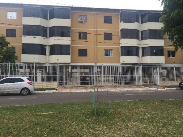Apartamento QBR 1, 2 quartos no residencial santos dumont