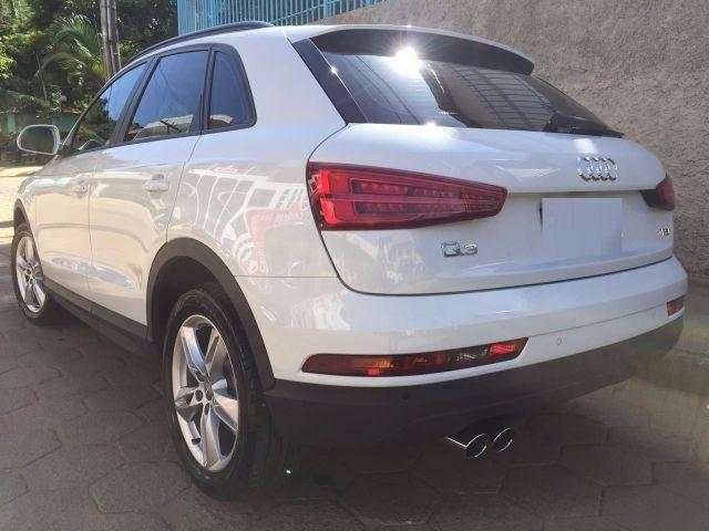 audi q3 ambiente 1 4 turbo 2016 carros centro santa margarida olx. Black Bedroom Furniture Sets. Home Design Ideas
