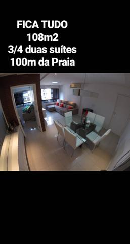 108m2 Porteira fechada Ponta Verde