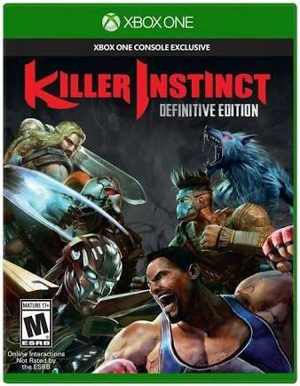 Killer instict definive edition