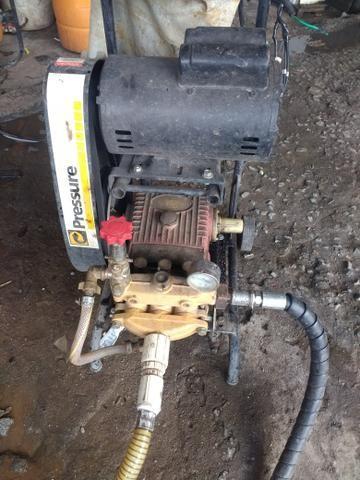 Vendo máquina pressure industrial