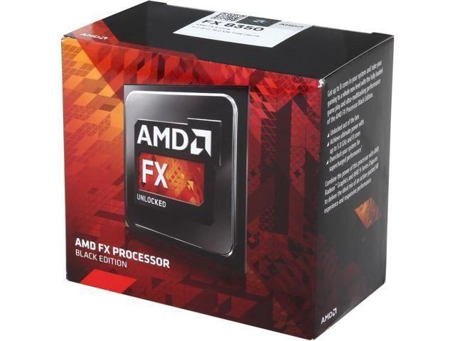 Processador Fx 8350
