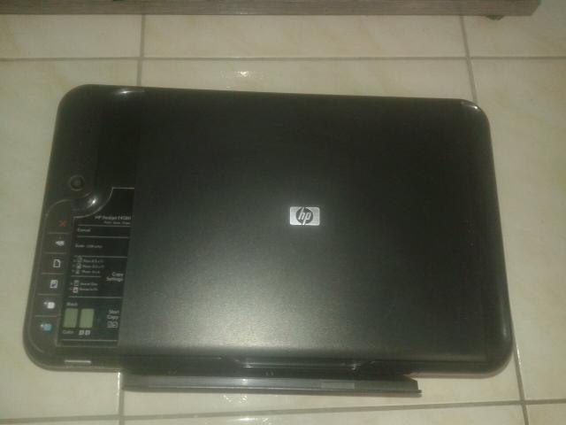Impressora HP FJ4580