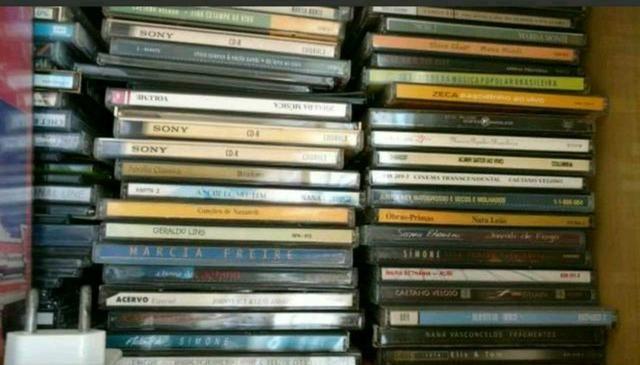 CDs originais