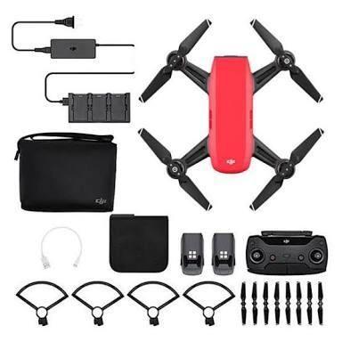 Drone DJI SPARK Vermelho
