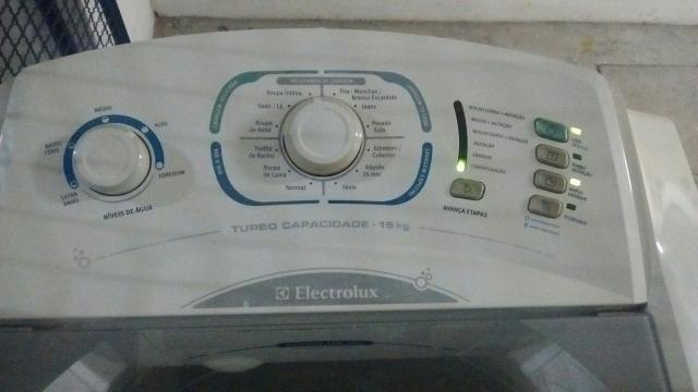 Máquina de lavar 15kl
