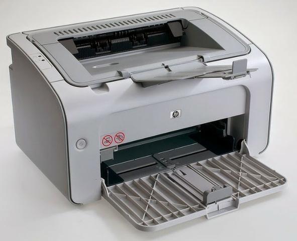 Impressora Laser HP p1005 Toner Novo, Garantia e Entrega