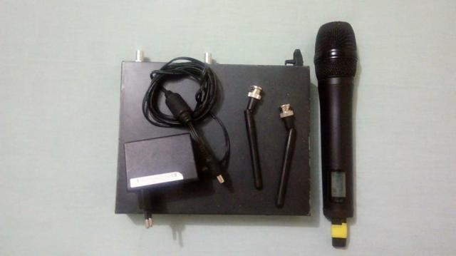 Microfone sem fio Sennheiser Ew 100 G3