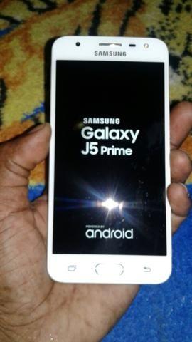 Vendo um J5 Prime 32Gb para hoje