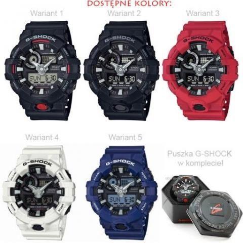 Relógio Casio G Shock, modelos variados. 100% Originais. Pode levar para avaliar