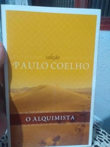 Livro - O Alquimista - Coleção Paulo Coelho