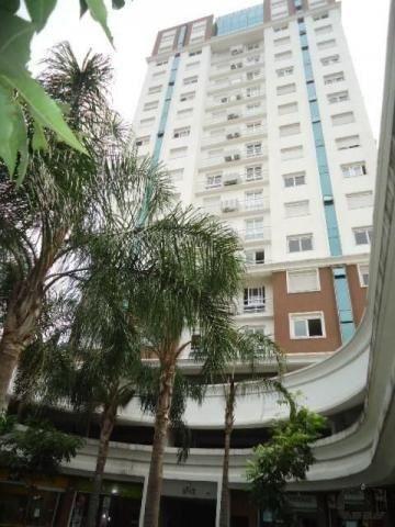 Apartamento semi mobiliado, Cidade Baixa, 1 dormitório com garagem