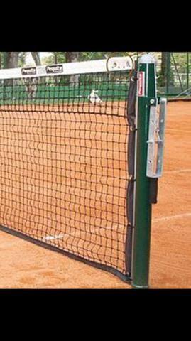 Poste p rede de tenis