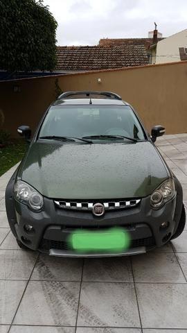 Barbadaaaaa Fiat Palio Week Adventure 1.8 Dualogic - Foto 4