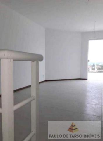 Cobertura para venda em cabo frio, braga, 4 dormitórios, 2 suítes, 3 banheiros, 2 vagas - Foto 8
