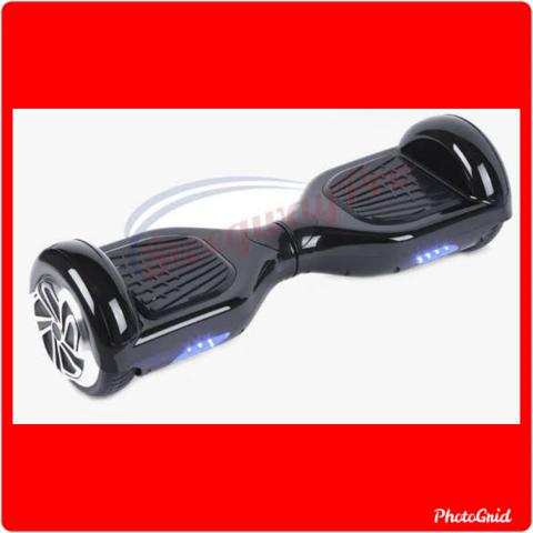 Hoverbord skate elétrico smart balance com bluetooth+ bolsa - Foto 2