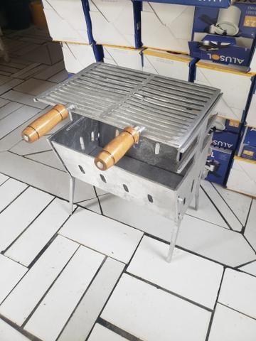 Vendo churrasqueiras desmontável