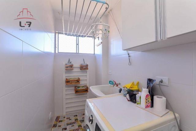 Apartamento com 3 dormitórios à venda, 79 m² por R$ 310.000,00 - Bacacheri - Curitiba/PR - Foto 12