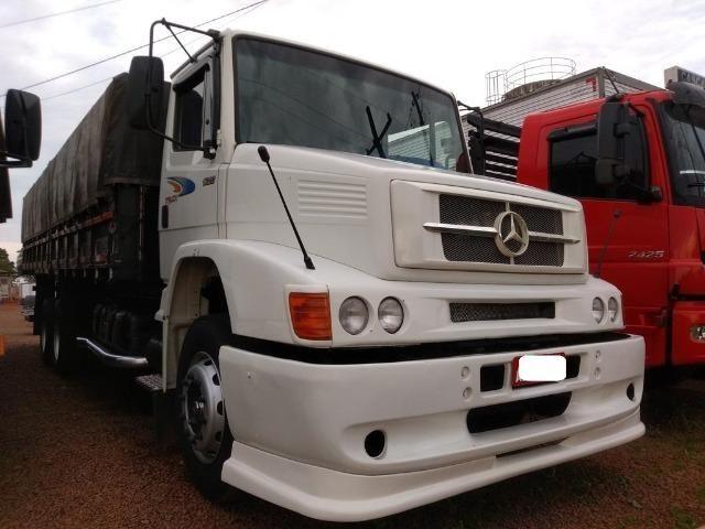 M.Benz L 1620 04 carroceria granel