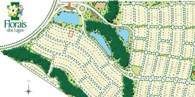 Lote condominio florais dos lagos 660 m²