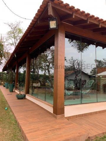 Chácara à venda, 3 quartos, Chácara dos Poderes - Campo Grande/MS - Foto 3
