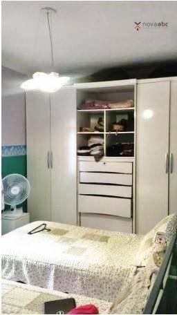 Sobrado com 3 dormitórios à venda, 220 m² por R$ 590.000 - Parque Marajoara - Santo André/ - Foto 17
