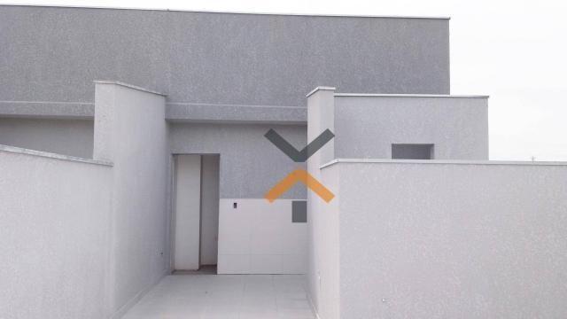 Cobertura com 2 dormitórios à venda, 46 m² por R$ 250.000,00 - Vila Humaitá - Santo André/ - Foto 10