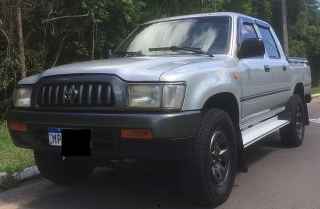 Toyota Hilux 4X2 3.0 2005 - Foto 16