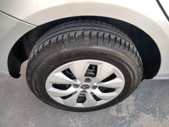 VW - Gol Trend 1.0 Flex, Ar, Dh, Vid, Trava, Som, Pneus Novos, Revisado, Garantia - Foto 12
