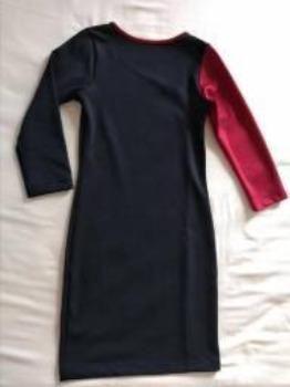 Vestido Midi, justo, 40 - Foto 2