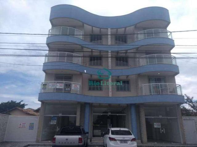 Apartamento com 2 dormitórios à venda, 65 m² por R$ 180.000