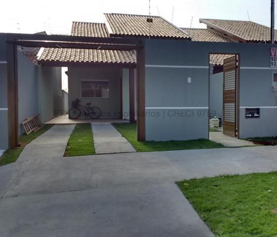 Casa à venda, 1 quarto, 1 vaga, panorama - campo grande/ms
