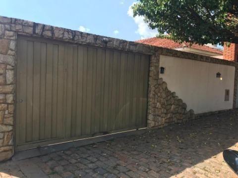 Casa à venda com 3 dormitórios em Jardim paulistano (vila xavier), Araraquara cod:CA01785