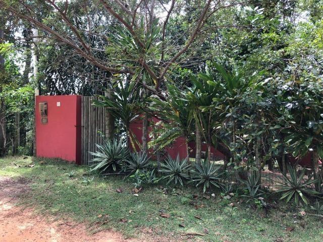 Casa 3/4 Praia do Forte, na beira da lagoa Aruá, contato direto com a natureza - Foto 17