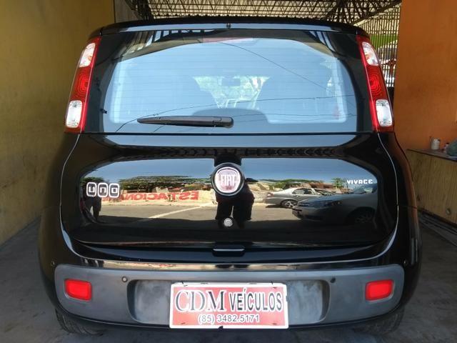 Fiat Uno Vivace 1.0 Flex 2012 Completo Novissimo - Foto 5