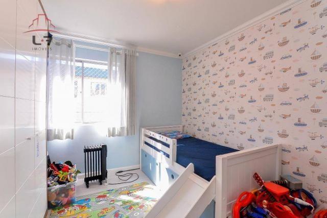 Apartamento com 3 dormitórios à venda, 79 m² por R$ 310.000,00 - Bacacheri - Curitiba/PR - Foto 19