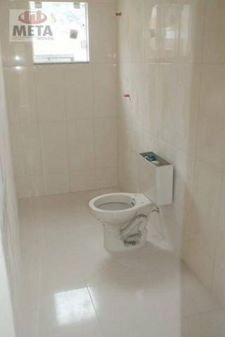 Casa com 3 dormitórios à venda, 110 m² por R$ 300.000,00 - Iririú - Joinville/SC - Foto 13