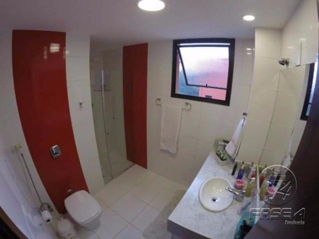 Apartamento à venda com 3 dormitórios em Vila santa isabel, Resende cod:1865 - Foto 10