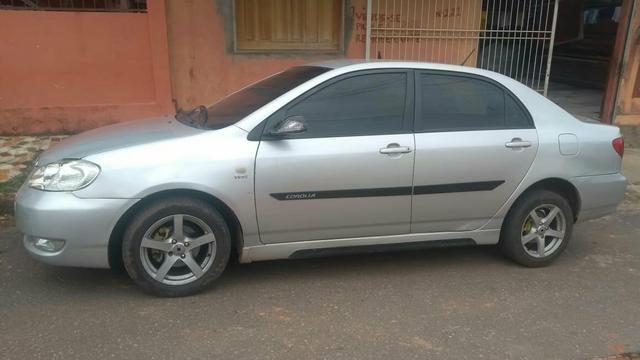 Corolla XEI 1.8, ano 2004/2005 - Foto 4
