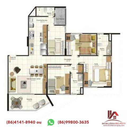 Apartamento Alto padrão pronto para morar - Foto 5