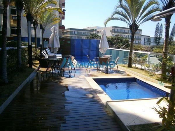 Murano Imobiliária vende apartamento de 3 quartos na Praia da Costa, Vila Velha - ES - Foto 17
