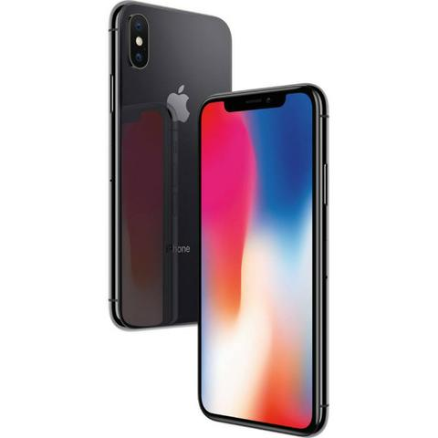 Celular Apple iPhone X 64GB Novo
