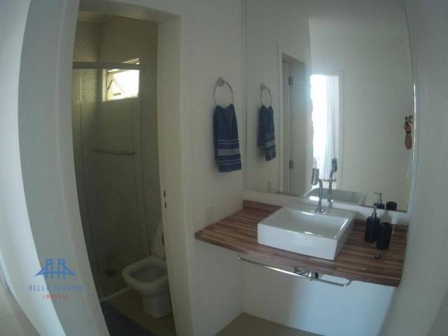 Apartamento com 3 dormitórios à venda, 78 m² por r$ 420.000 - canasvieiras - florianópolis - Foto 18