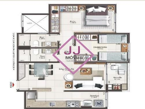 Apartamento à venda com 2 dormitórios em Canasvieiras, Florianopolis cod:3902 - Foto 12
