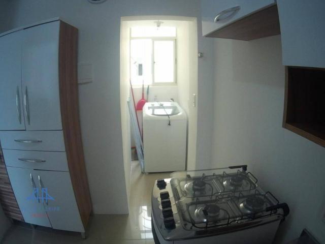 Apartamento com 3 dormitórios à venda, 78 m² por r$ 420.000 - canasvieiras - florianópolis - Foto 16