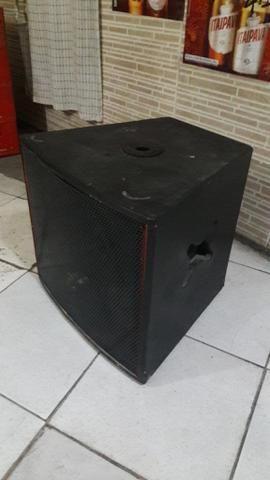 Caixa de som acústica 15