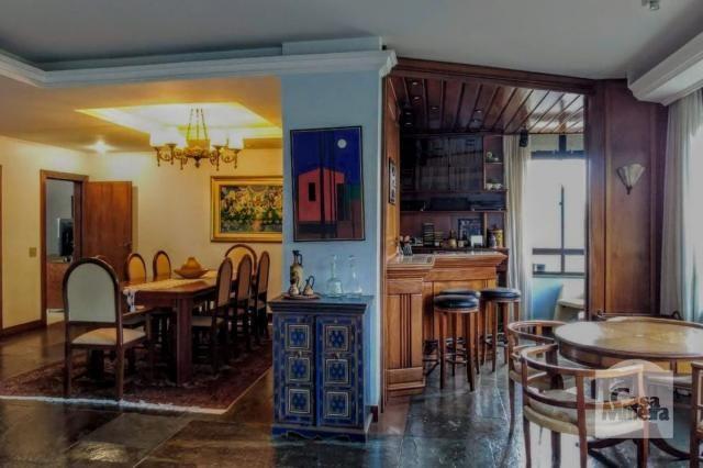 Apartamento à venda com 4 dormitórios em Gutierrez, Belo horizonte cod:249484