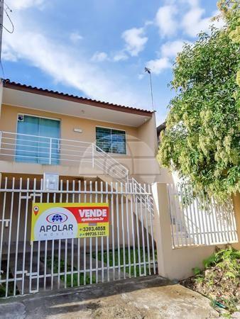 Casa à venda com 2 dormitórios em Vila nossa senhora do carmo, Campo largo cod:146440